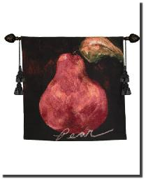 Red Pear by