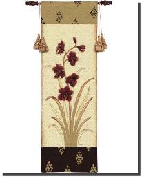 Kimono Orchid Crimson I by