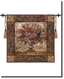Floral Tapestry by