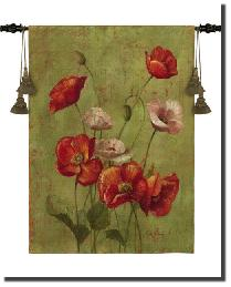 Fleurs Rouges by