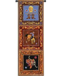 Cowboy Wall Tapestry by