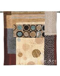 Mondo Dotz I Wall Tapestry by