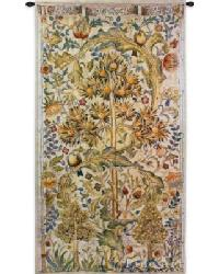 Summer Quince Wall Tapestry by