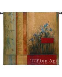 Terrazzo Garden Wall Tapestry by