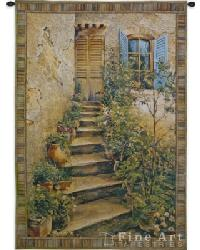 Tuscan Villa II Wall Tapestry by