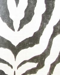 Black and White Zebra Wallcovering BC1580054 by
