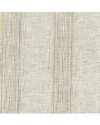 Natuche Mauve Linen Stripe by