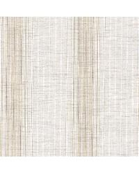Natuche Light Grey Linen Stripe by