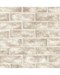 Urbania White Brick Texture by