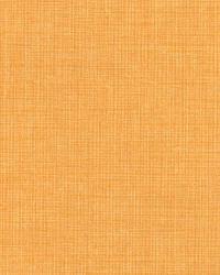 Pollyanna Orange Linen Texture by
