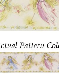 Cottingley Yellow Fairies Border by