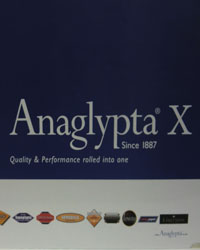 Anaglypta X Wallpaper Book