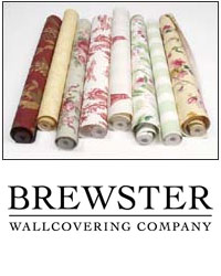 brewster wallcovering wallpapers interior mall