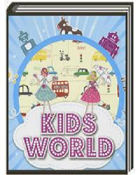Kids World Brewster Wallpaper