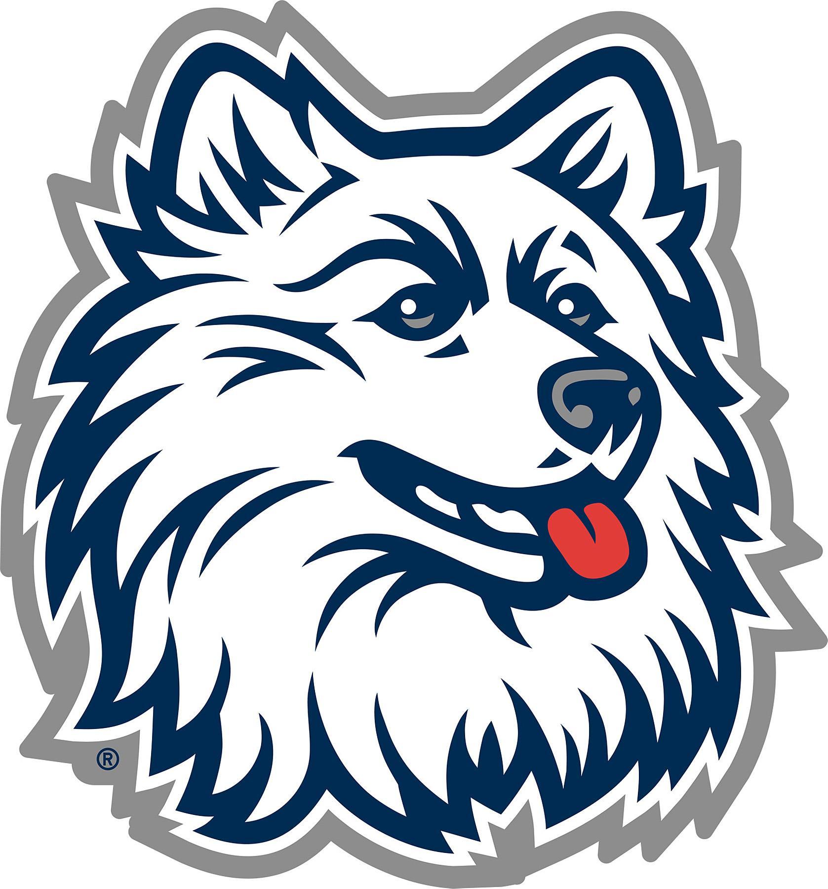 Uconn Logo Wallpaper Uconn Huskies Logo Fathead