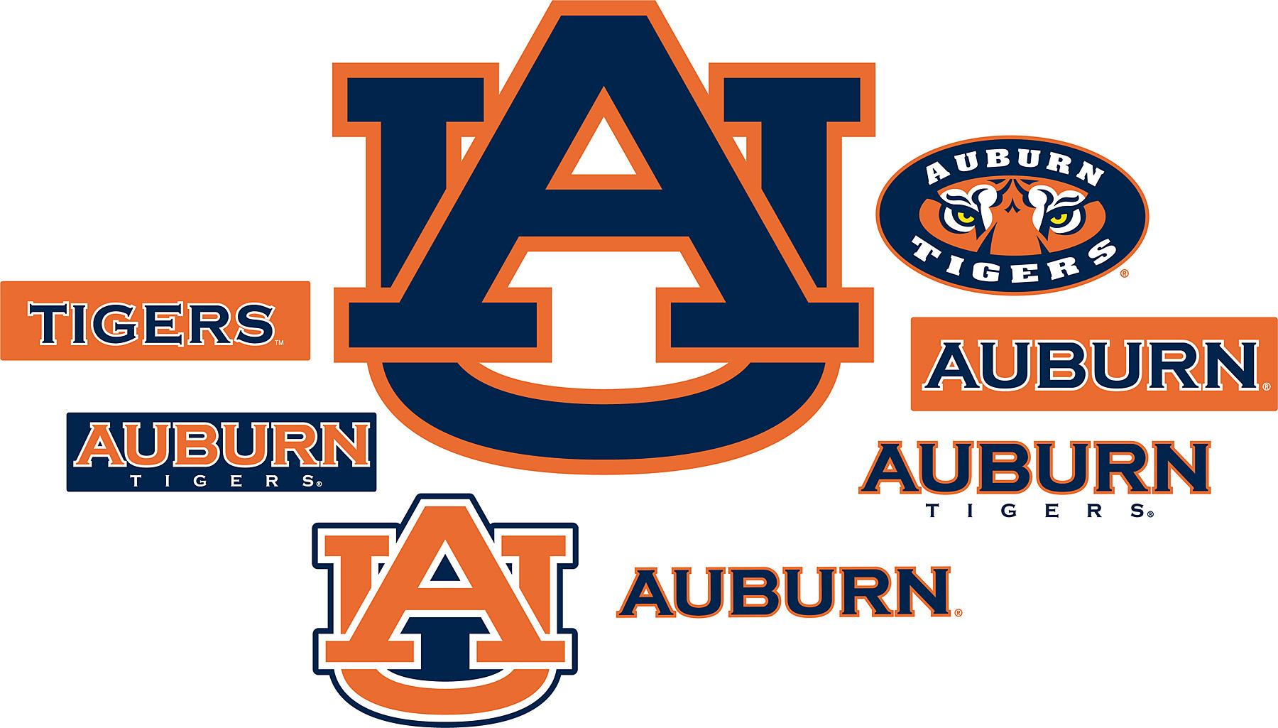 Brewster Wallcovering Auburn Tigers Logo Fathead Jr Search Results