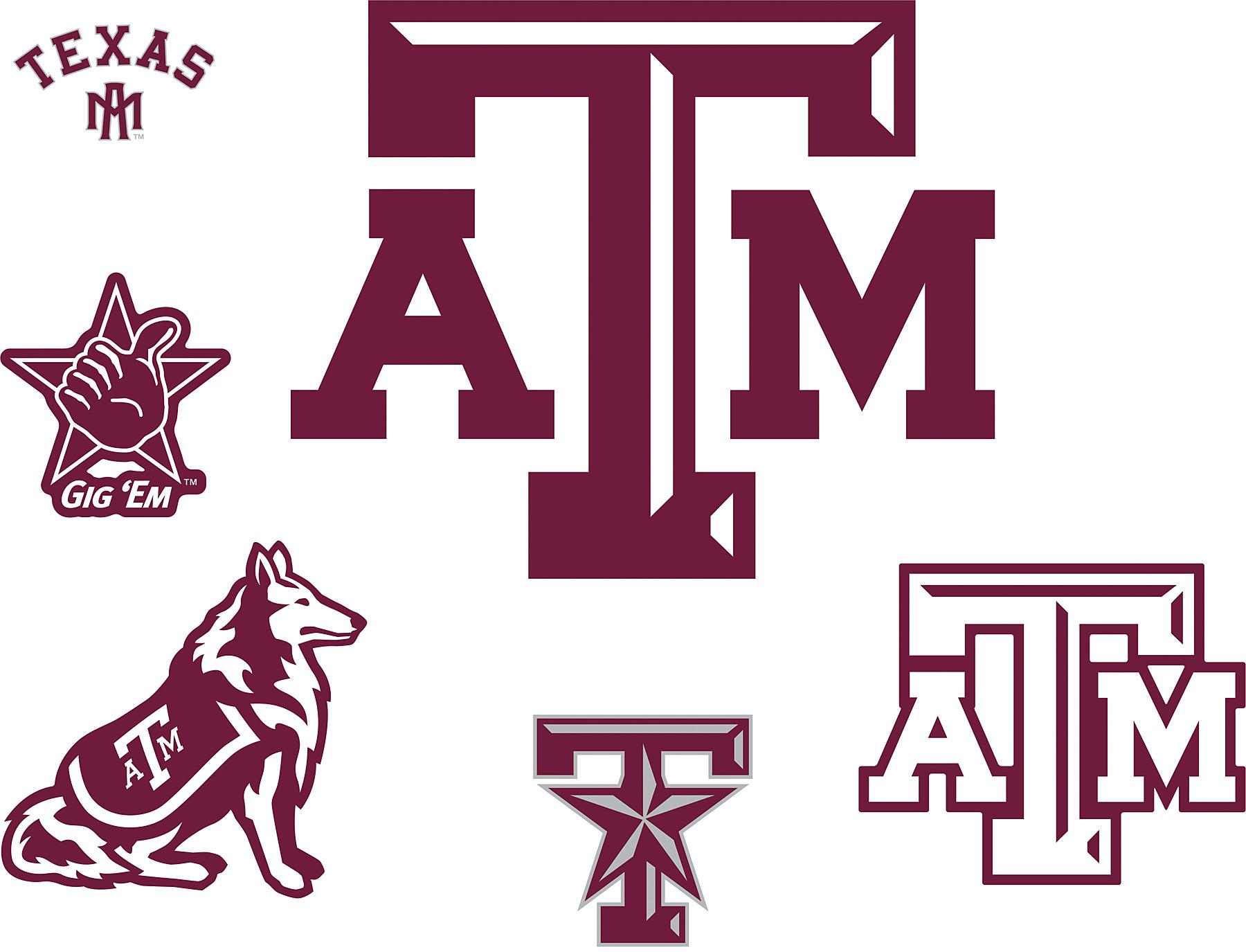 the highly respected aggie logo page 3 texags rh texags com texas a&m aggies logo decal texas am aggies football recruiting news