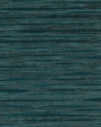 Horizon Line Teal Tide by  Genon