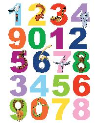 Numbers by