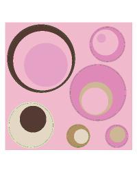 Pink Spheres by