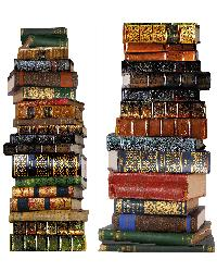 Book Stack by