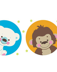 Baby Nursery Wallpaper