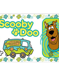 Scooby Doo Wall Border by