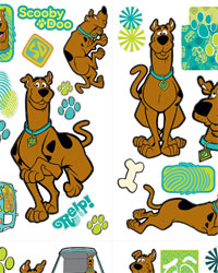 Scooby Doo Appliques by