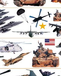Military Appliques by