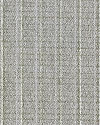 Striped Weave Siver Wallcovering by