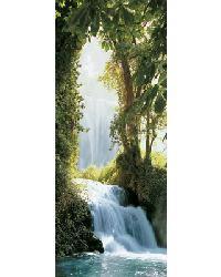 501 Zaragoza Falls by