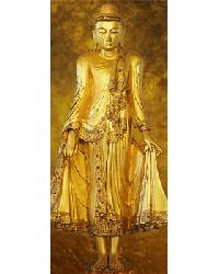 512 Standing Buddha by