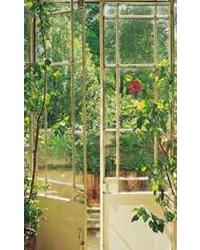 DS5117 Arbor Door Mural by  Washington Wallcoverings