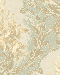 Architectural Floral AV2872 Wallpaper by