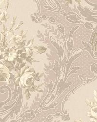Architectural Floral AV2876 Wallpaper by