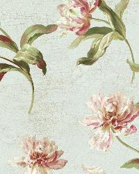 Lg Parrot Tulip AV2897 Wallpaper by  York Wallcovering