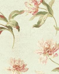 Lg Parrot Tulip AV2898 Wallpaper by  York Wallcovering