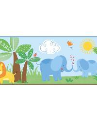Baby Safari Border BS5340BD by