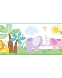 Baby Safari Border BS5341BD by