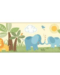 Baby Safari Border BS5342BD by