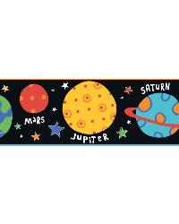 Planets Border BS5380BD by