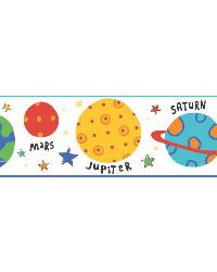Planets Border BS5381BD by