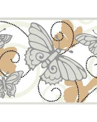 Butterfly Border BS5402B by