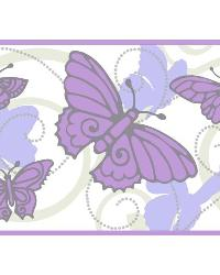 Butterfly Border BS5404B by