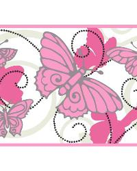 Butterfly Border BS5405B by