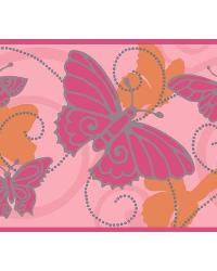 Butterfly Border BS5406B by