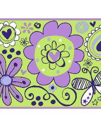 Doodlerific Border BS5409B by