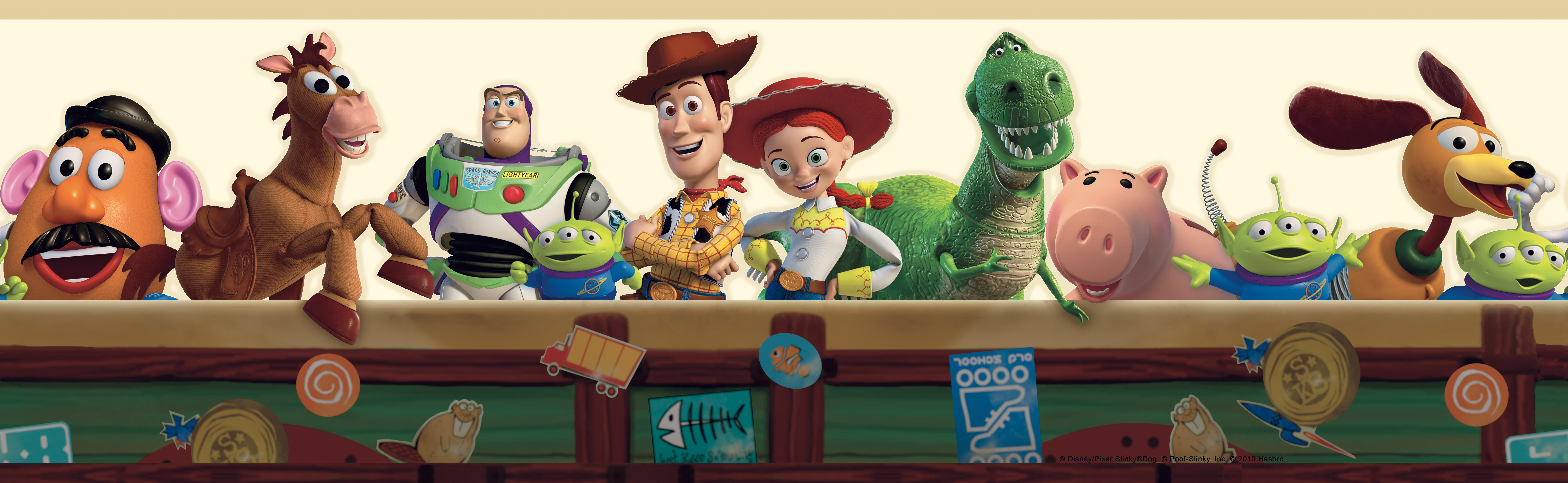 York wallcovering toy story 3 disney toy chest wall border search