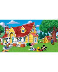 Mickey  Friends Wall Mural by