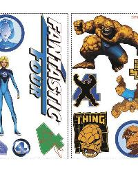 Fantastic Four Wall Stickers RMK1031SCS by